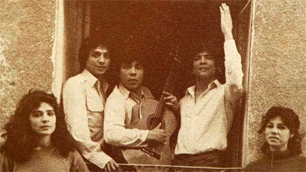 Salazar from Madrid - Los Chunguitos & Azucar Moreno - History of Rumba Catalana