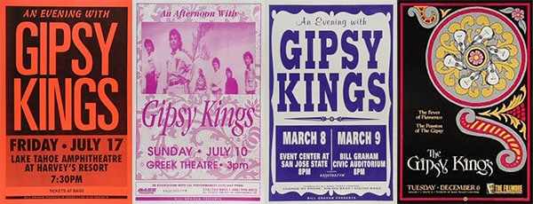 Gipsy Kings World Tour 1990 - History of Catalan Rumba