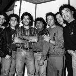 Gipsy Kings in 1990